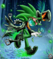 Scourge Gently - scourge-the-hedgehog photo