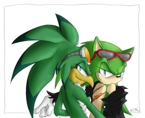 Scourge and Jet???