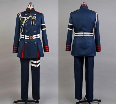 Seraph of the End Guren Ichinose Uniform Cosplay Costume from Seraph