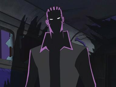 Static Shock wallpaper entitled Shadow and Darkness