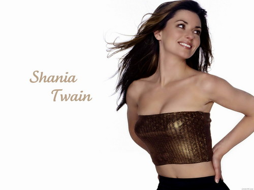 Shania Twain karatasi la kupamba ukuta possibly containing attractiveness titled Shania Twain