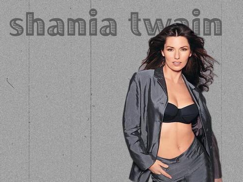 shania twain fondo de pantalla probably with a bikini and attractiveness called Shania Twain