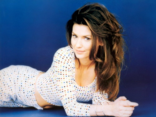 shania twain wallpaper with a portrait entitled Shania