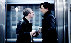 Sherlock and John