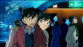 Shinichi and Ran - detective-conan photo