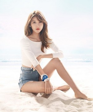 Sooyoung Baby G