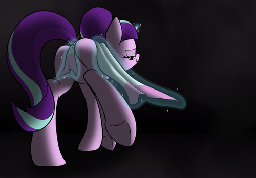 my little pony friendship is magic wallpaper titled Starlight Glimmer