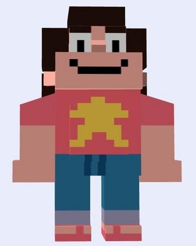 steven universe fondo de pantalla titled Steven Universe - minecraft