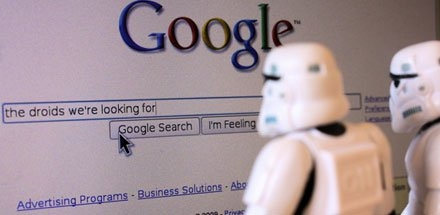 Stormtroopers On The Internet