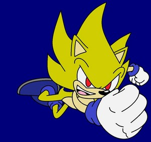 Super Dusan the Hedgehog