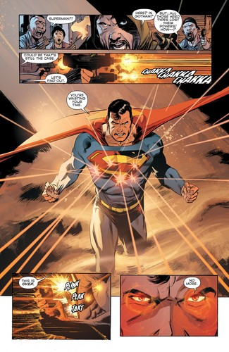 Superman kertas dinding with Anime called Superman - Convergence