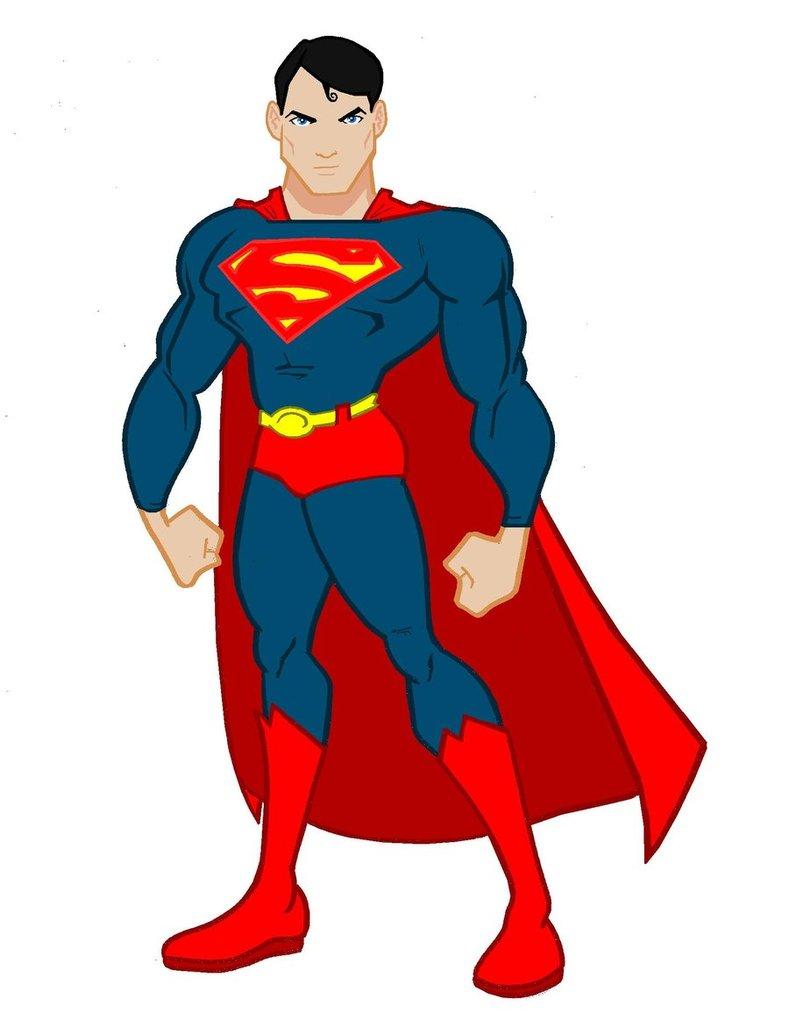 Superman - peminat art