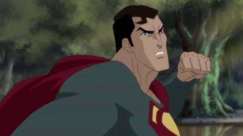 Superman Hintergrund titled Superman