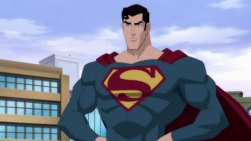 Superman Hintergrund entitled Superman - Unbound