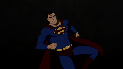 Superman Hintergrund entitled Superman - Young Justice