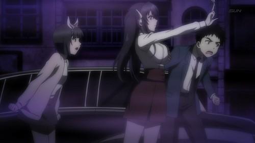ragazze Anime sexy wallpaper titled Suseri Shimazu - Isuca