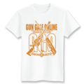 Sword Art online GGO short sleeve T baju tee