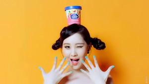 TTS Seohyun Lotte Buon Gelato CF