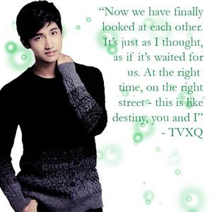 TVXQ - Destiny