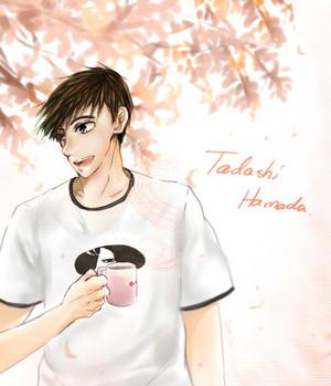 Tadashi Hamada