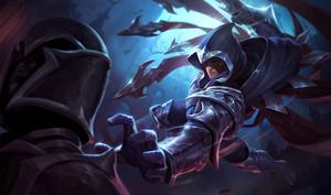 Talon The blade's shadow