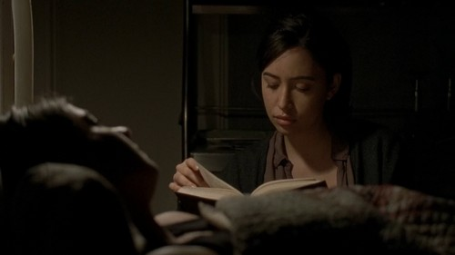 Tara Chambler wallpaper probably with a portrait entitled Tara in Conquer (5x16)