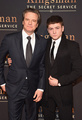 Taron Egerton and Colin Firth  - colin-firth photo