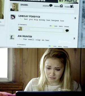 Taylor Being Cyberbullied