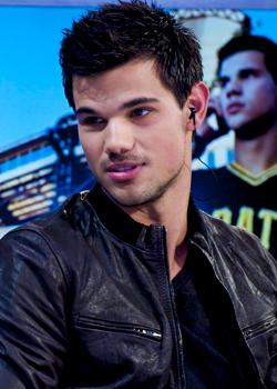 টেইলর লুটনার দেওয়ালপত্র titled Taylor Lautner