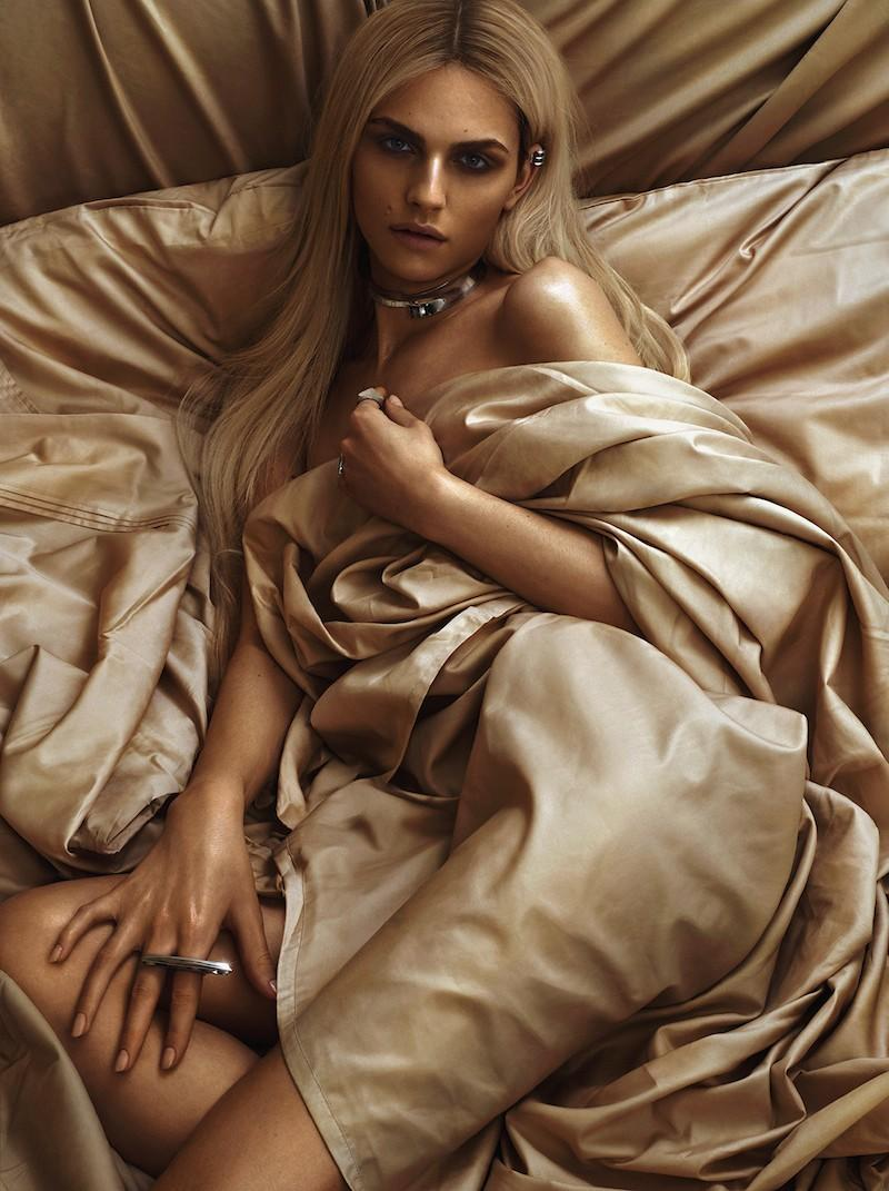 Teen Vogue: Andrej Pejic x Sam Snyder Collaboration