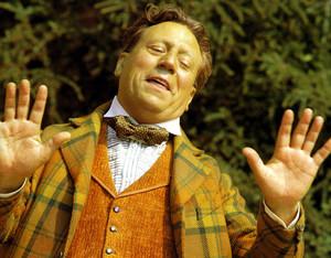 Terry Jones as Mr. Toad
