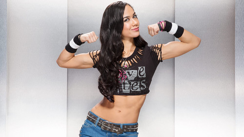 AJ Lee Hintergrund probably containing hot pants and hot pants, hot-pants entitled Thank Du AJ
