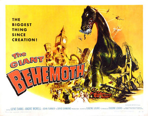 The Giant Behemoth (Poster)