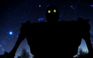 The Iron Giant fondo de pantalla