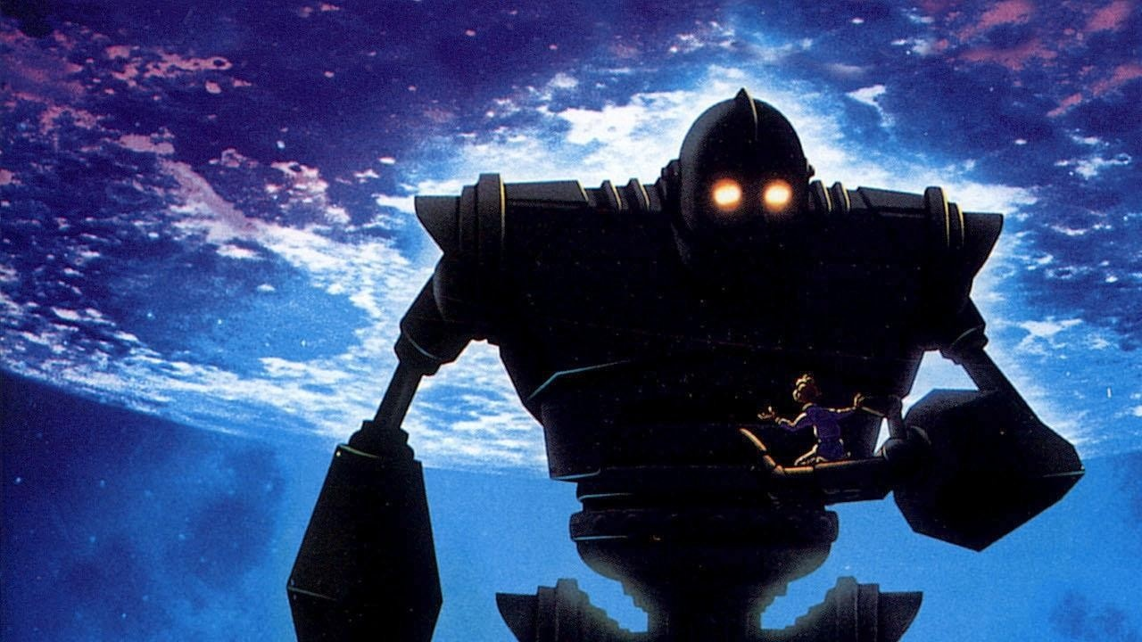 the iron giant wallpaper the world of non disney