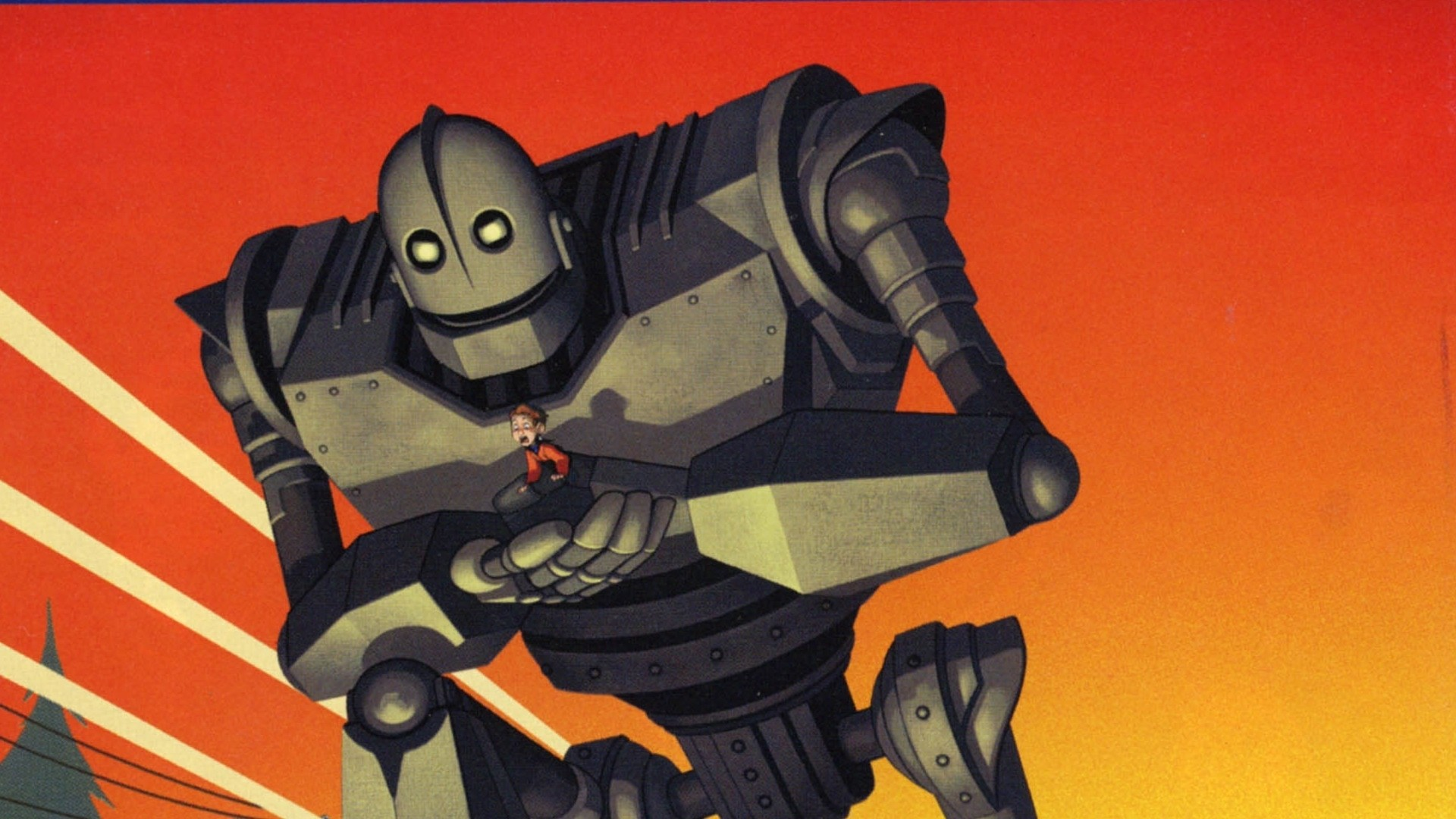 The World Of Non Disney Animated Movies Images The Iron Giant