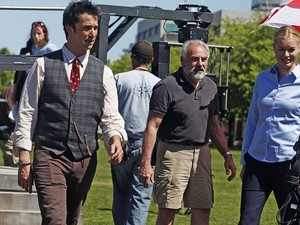 The Librarians - Behind The Scenes - 1x01
