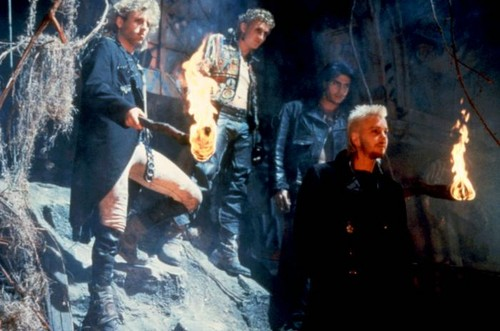 The Lost Boys Movie fond d'écran possibly containing a feu titled The Lost Boys