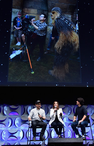 The bintang Wars Celebration
