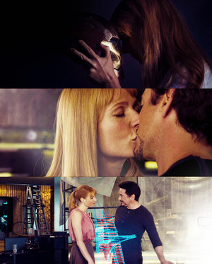 The cutest ship | Pepperony