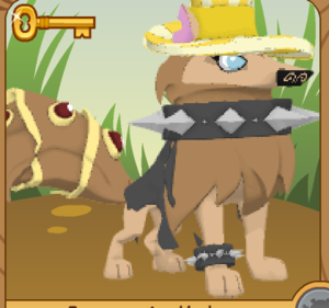 Fair trades for spiked collars (short and long) - Animal Jam