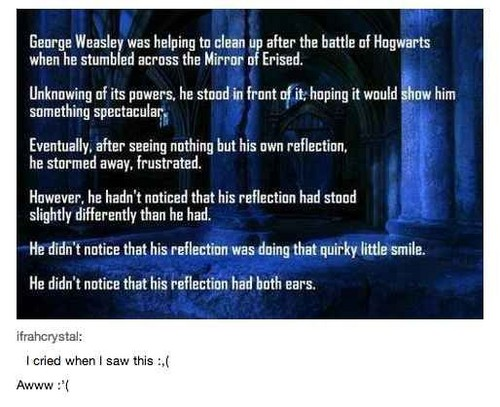 Fred and George Weasley wallpaper called This is very sad!!