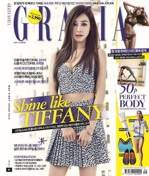 Tiffany - '그라치아/GRAZIA' Vol.53 Issue