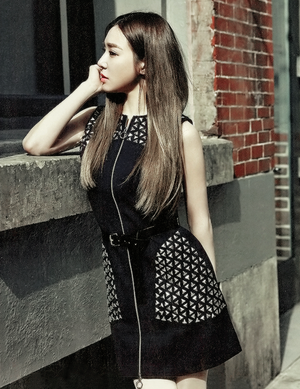Tiffany - Grazia Korea Magazine editar