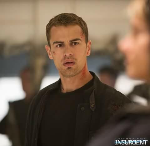 Tobias(Four)Eaton - Insurgent: The Movie Photo (38379939 ...