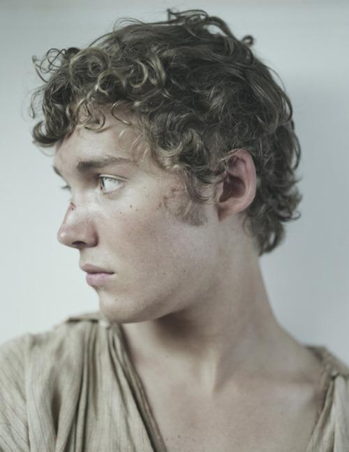 Toby portrait for Treasure Island