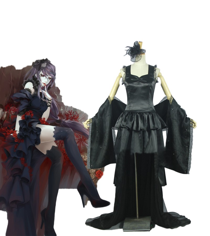 Tokyo Ghoul Images Tokyo Ghoul Rize Kamishiro Black Dress Cosplay