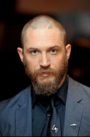Tom Hardy attending the UK premiere of Child 44 at Vue West End, London.