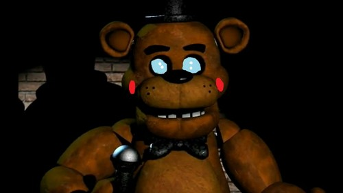 Five Nights at Freddy's پیپر وال titled Toy Freddy!!