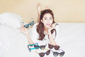 Uee - Vedi Vero Sunglasses - after-school wallpaper